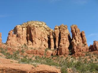 Sedona Arizona in April2007
