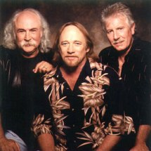 Crosby Stills Nash in 2007