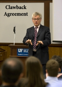 Losey Explains Clawback Agreements