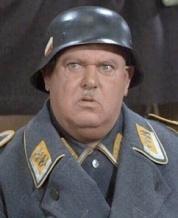 Sergeant Schultz of Hogan's Heros