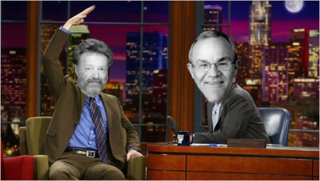 The Tonight Show starring Browning and Tom