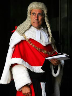 Lord Phillips 2009