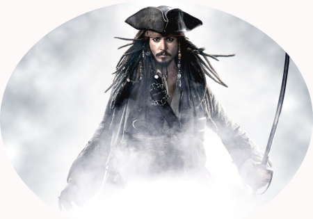Allright, Johnny Depp playing Captain Jack Sparrow may be cool, but real life pirates are not.