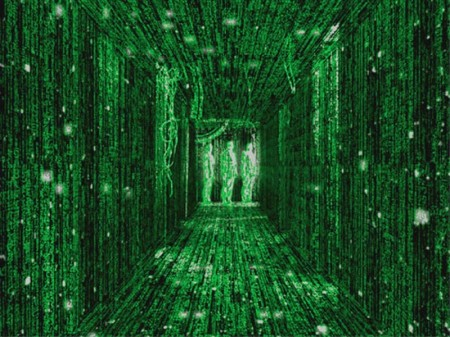 The Matrix - modern example of Plato's Cave