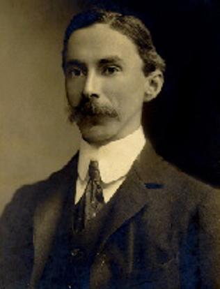 Bertrand Russell 1907