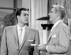 Perry Mason and Paul Drake