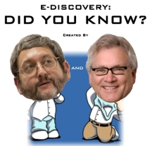 Did You Know? a video by Jason Baron and Ralph Losey