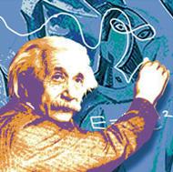 Einstein_Picasso