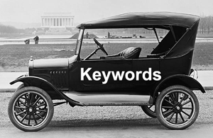 ford-model-t-Keywrods