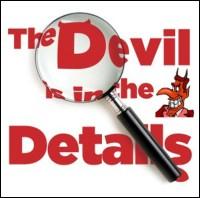 DevilIsInTheDetails