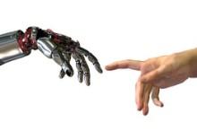 man_robot