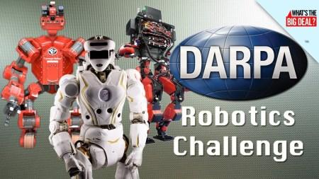 DARPA_Robots